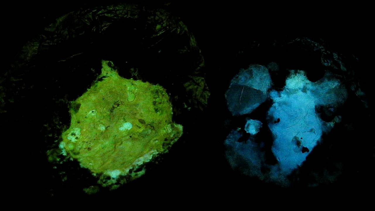Люминофоры с борной кислотой: устойчивость к хранению на воздухе. Boric acid phosphors (resistance for storage on air)