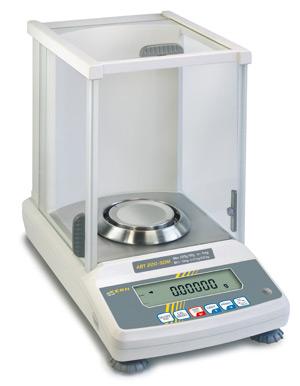 Современные (электронные) аналитические весы