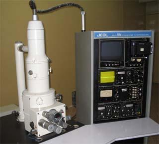 Сканирующий электронный микроскоп JSM-50A