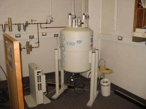 Установки ядерного магнитного резонанса (ЯМР, NMR)