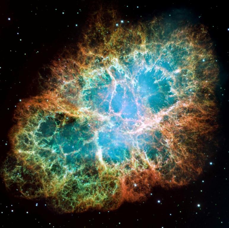Крабовидная туманность (M1 , NGC 1952)