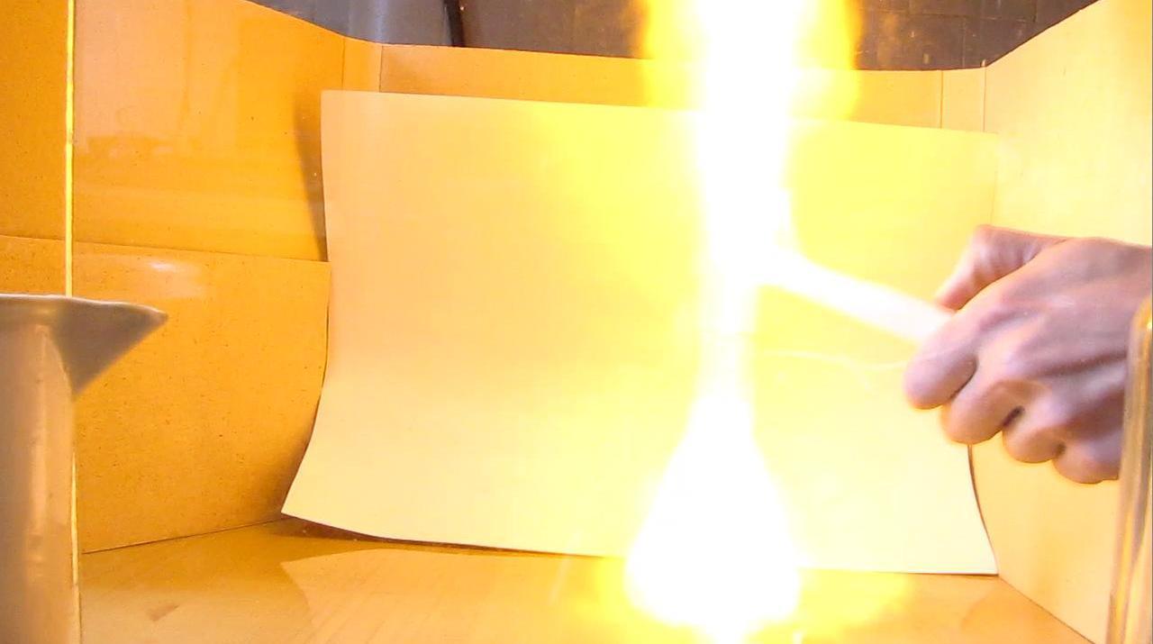 Взрыв гремучего газа