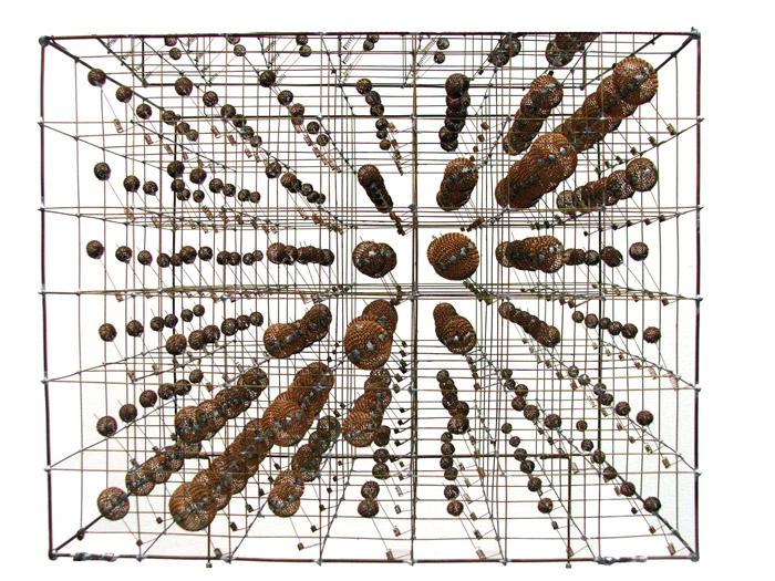 Шутка на тему квантов колебания решетки (фононов)