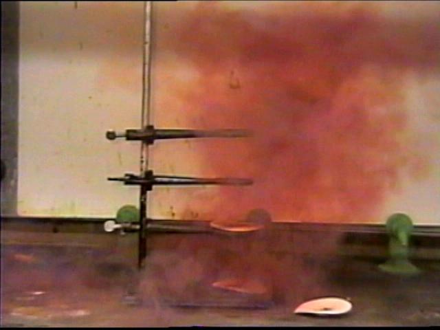 Взрыв иодистого азота