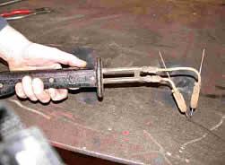 Аппарат для сварки атомарным водородом