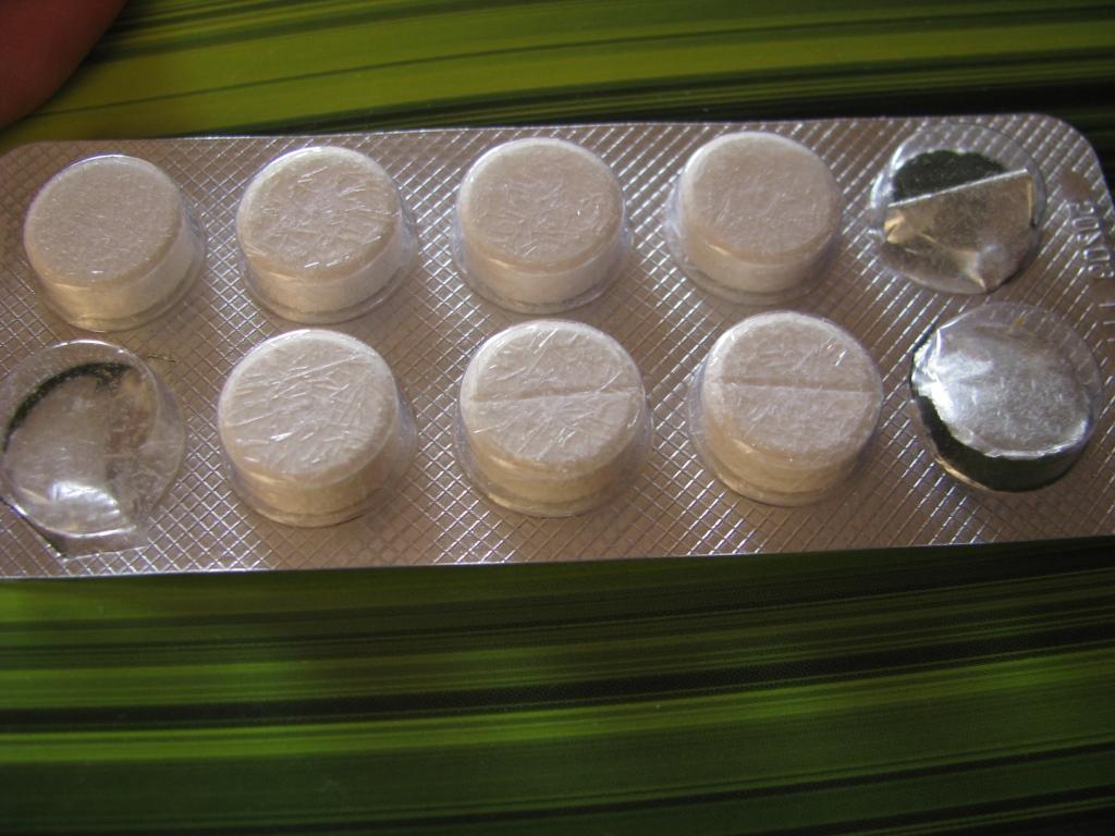 Ацетилсалициловая кислота (аспирин)