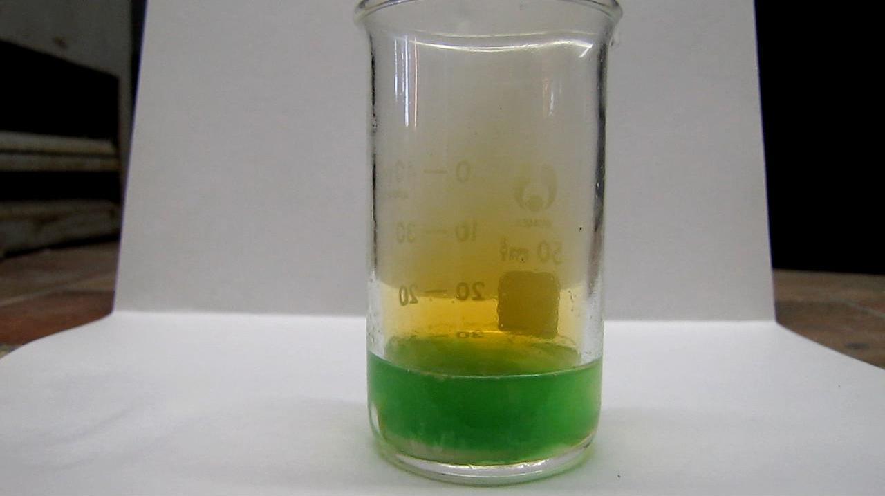 Медь и концентрированная азотная кислота