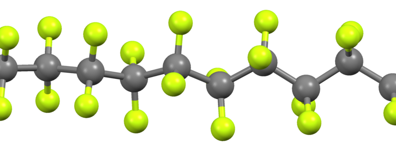 Структура тефлона