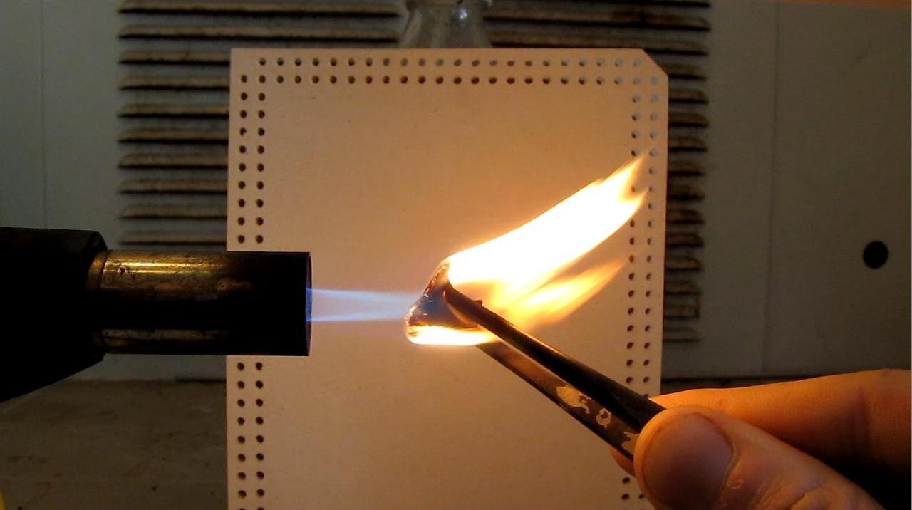 Тефлон и пламя