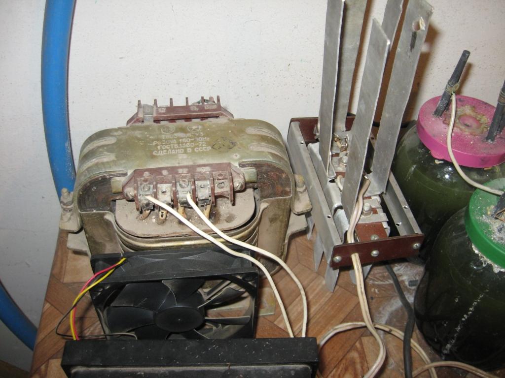 Установка для электрохимического получения хлората калия