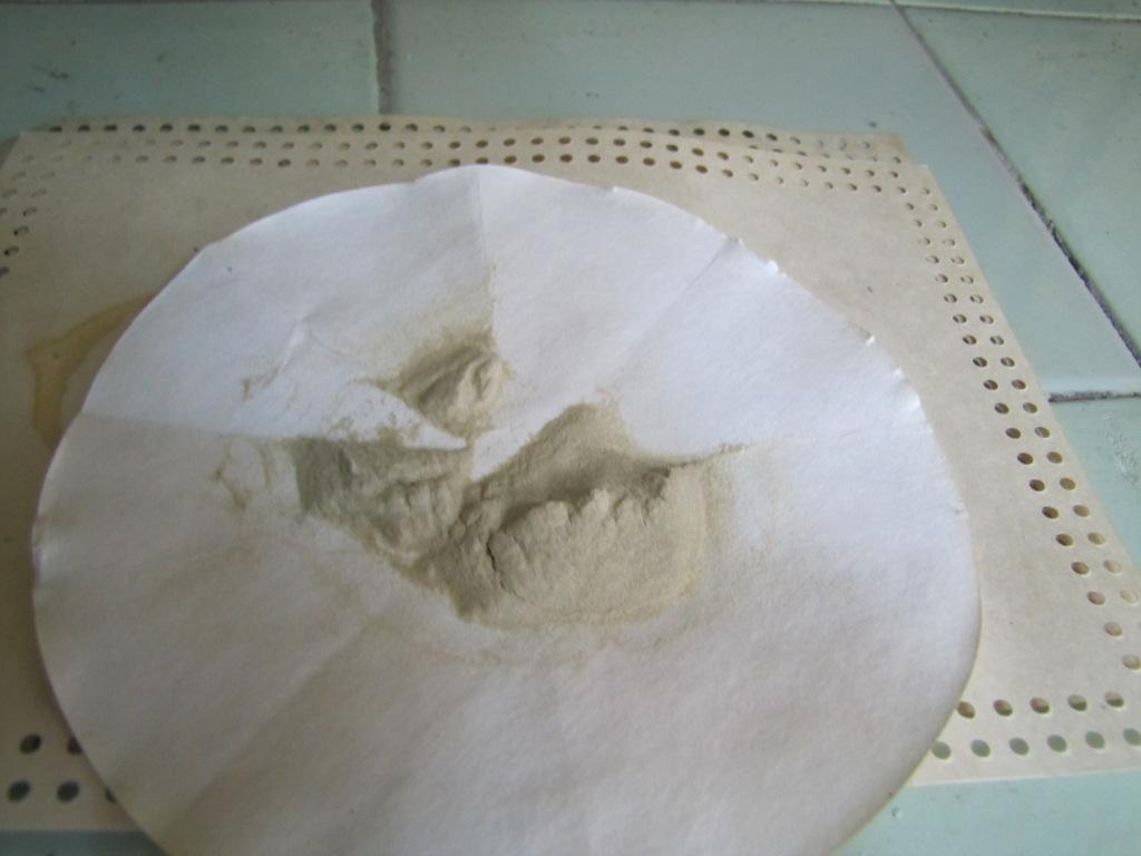 Гремучая ртуть (фульминат ртути)