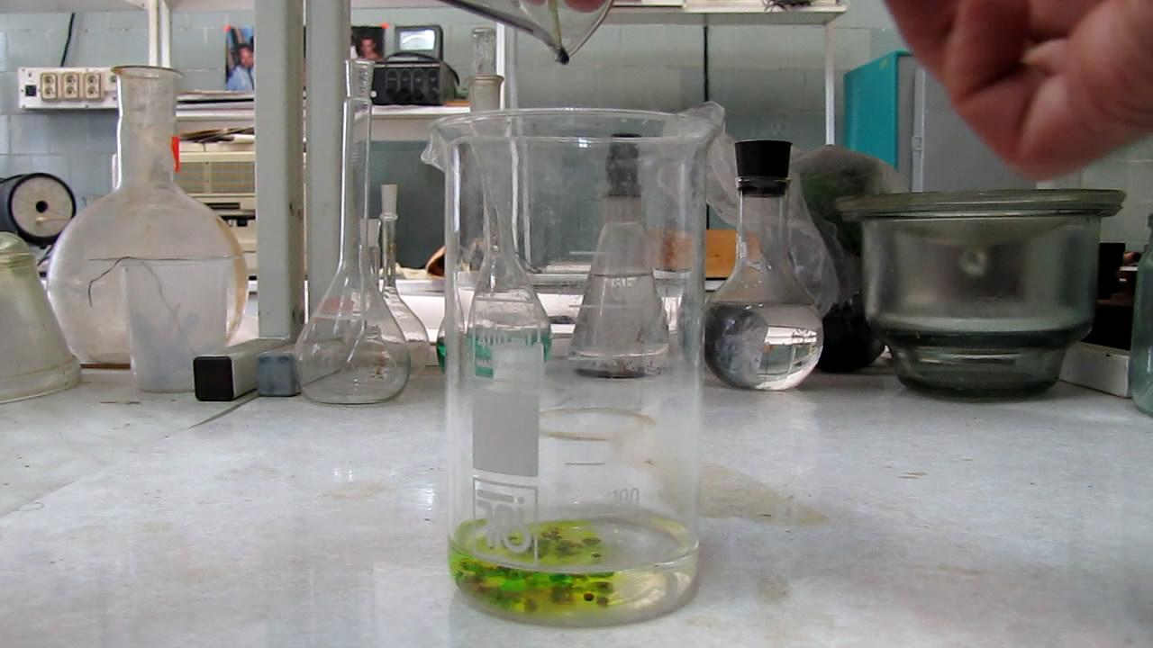 Синтез флуоресцеина
