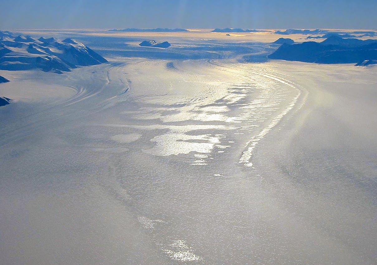Ледник Нимрод (Nimrod)