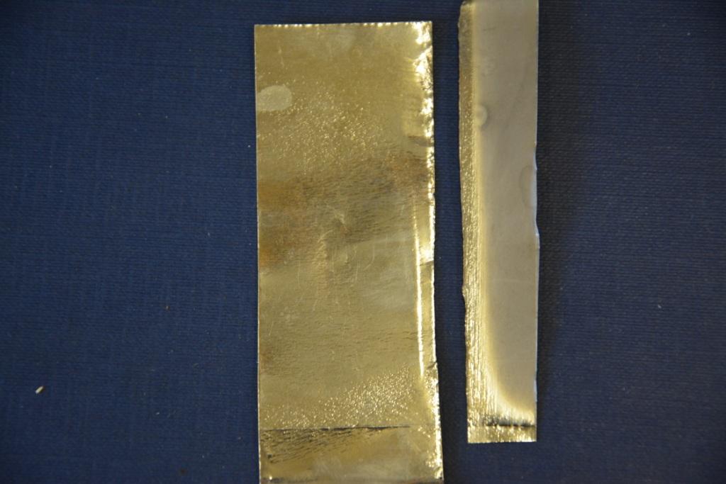 Титан,  покрытый никелем