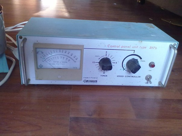 Высокоскоростная  центрифуга MPW тип 310