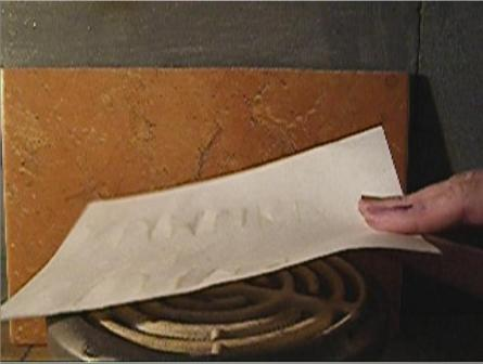 Симпатические чернила (обугливающие действие серной кислоты). Invisible Ink (Dehydrating Paper by Sulfuric Acid)