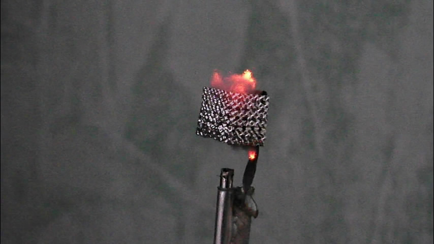 Огниво Деберейнера (Döbereiner's lamp, или Döbereiner's lighter)