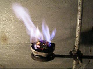 Химический вулкан на основе бихромата калия K2Cr2O7 (бихромат калия и сера). Chemical Volcano (Potassium Dichromate and Sulfur)
