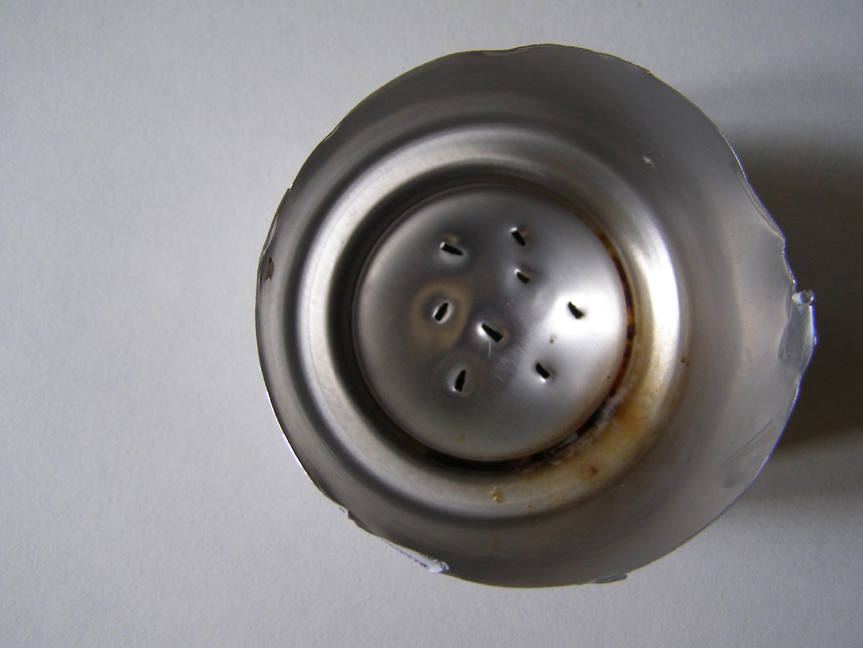 Беспламенная горелка. (Каталитическое горение) / Catalytic burner (Catalytic combustion)