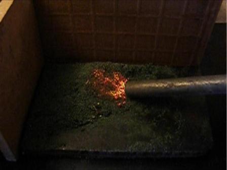 Беспламенное горение пропан-бутановой смеси на оксиде хрома (III) / Catalytic Combustion of Propane, Butane over Chromium(III) Oxide, Cr2O3