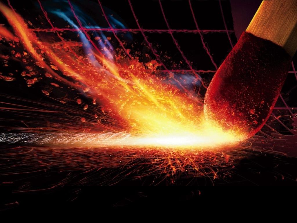 Рукотворный огонь: история и современность / The history of fire tools and matches