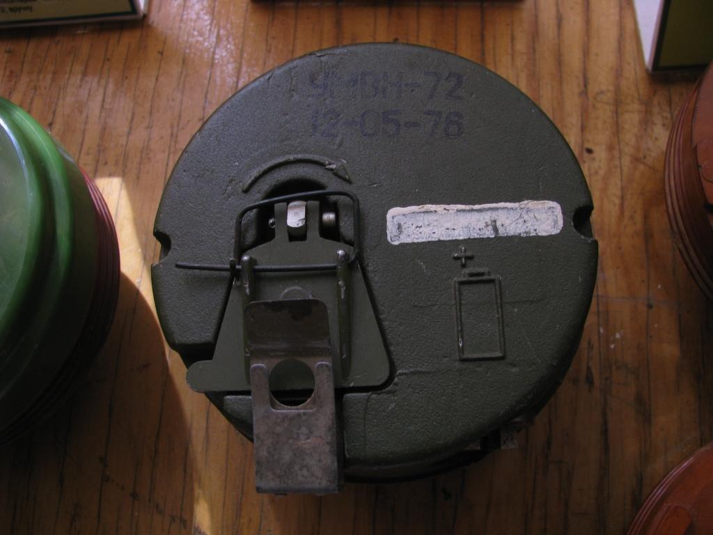 Взрыватель МВН-72. Mine fuze МВН-72