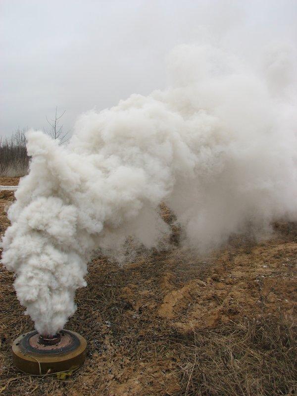 Унифицированная дымовая шашка УДШ