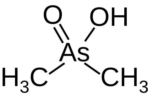КАКОДИЛОВАЯ КИСЛОТА - Диметиларсиновая кислота