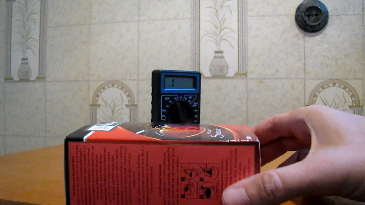 Магнит, выключатель и мина-ловушка. Magnet, switch and booby trap