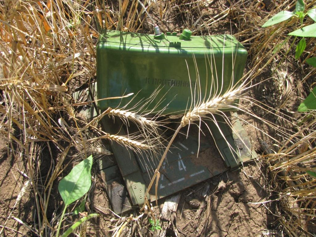 Осколочные мины. Anti-Personnel Mines