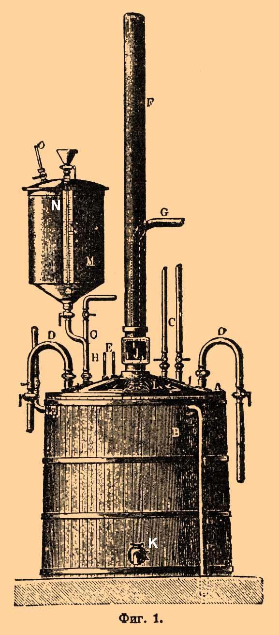 Нитрационный аппарат