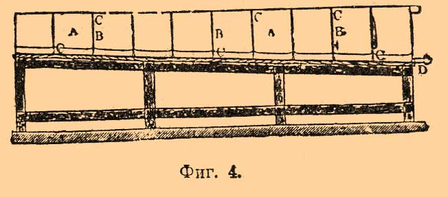 Свинцовый ящик для выделения нитроглицерина из промывных вод