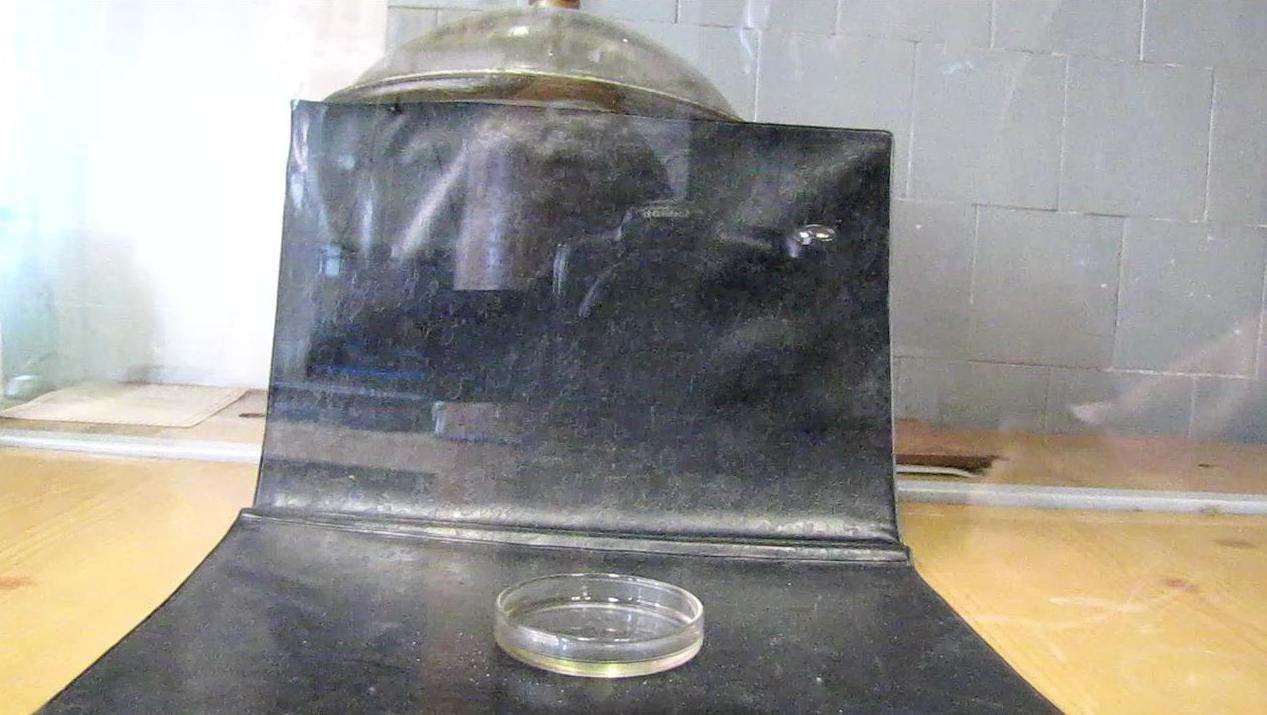 Натрий и концентрированная серная кислота. Sodium and Concentrated Sulfuric Acid