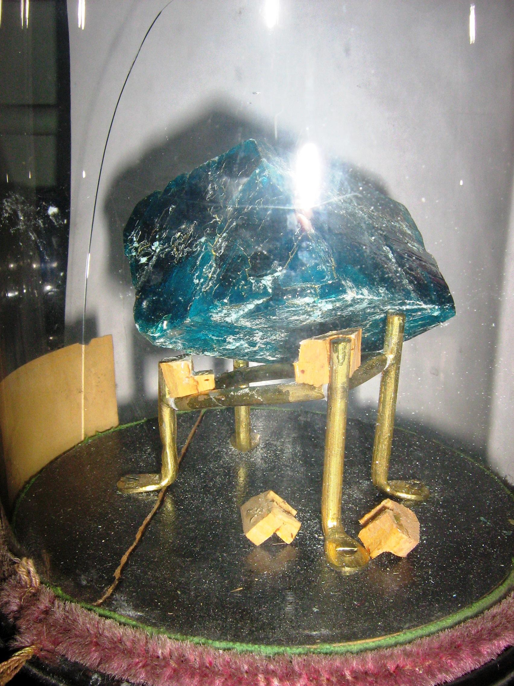 Периодат никеля-калия Ni(IO4)2·KIO4