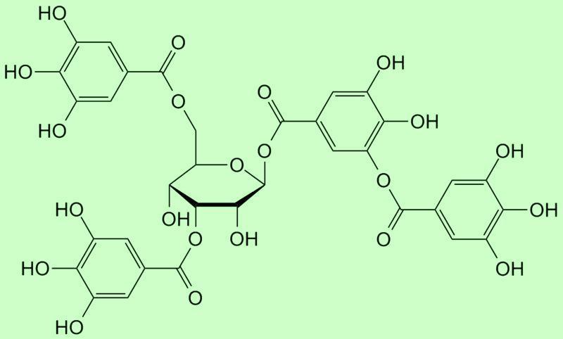Танниновая кислота (tannic acid)