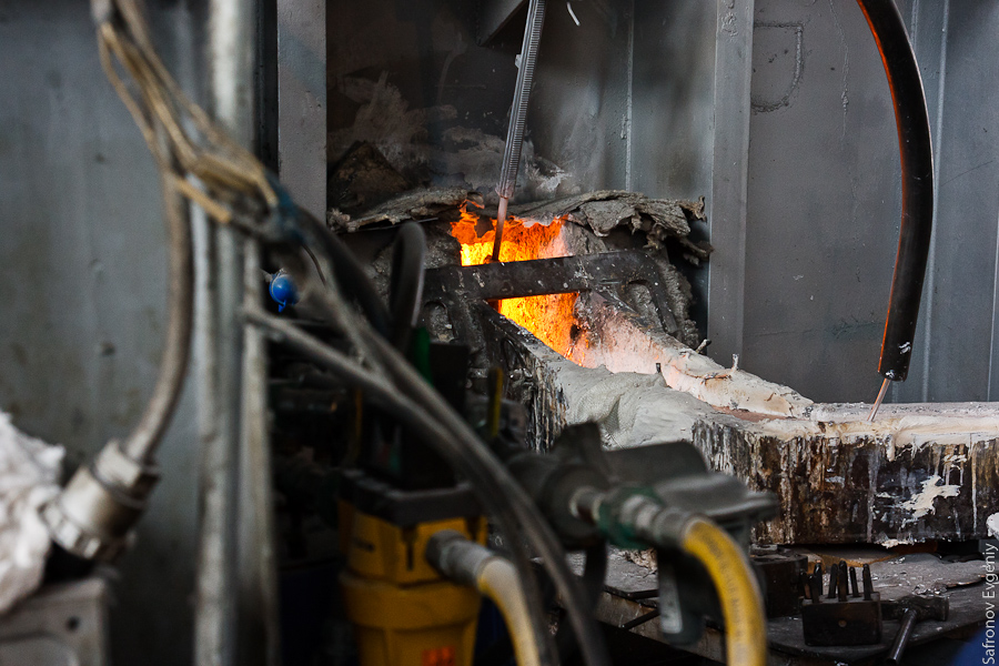 Алюминиевый завод