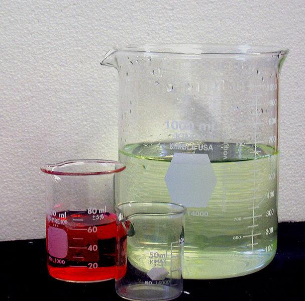 Химические стаканы