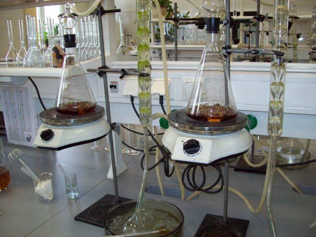 Органический синтез