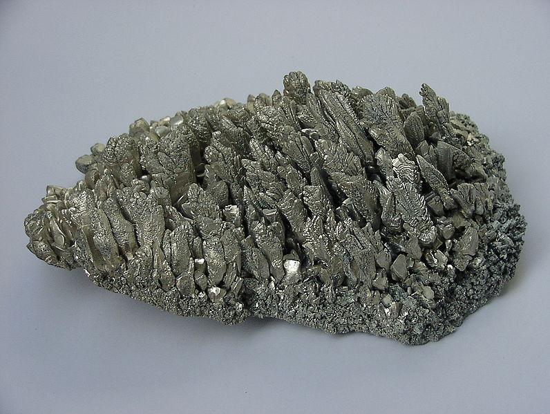 Кристаллы магния