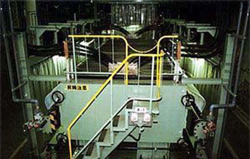 Установка электролиза поваренной соли (мембранный метод)