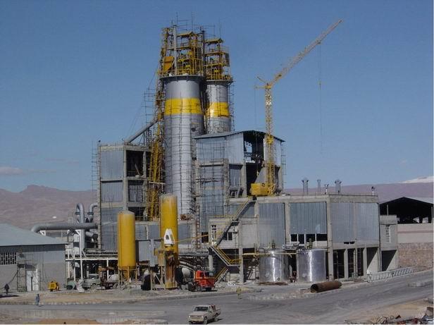 Завод фталевого ангидрида