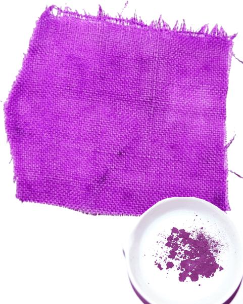 Пурпур (тирский пурпур)  или 6,6'-диброминдиго