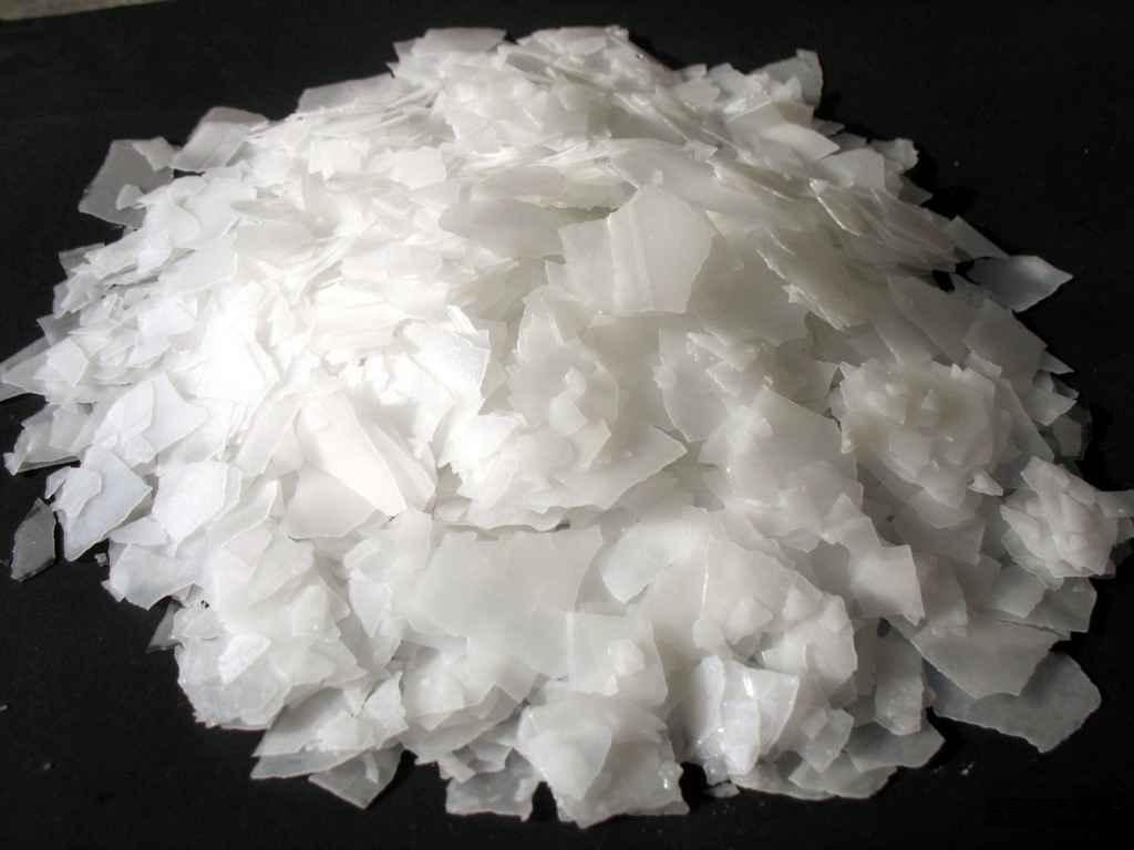 Едкий натр (гидроксид натрия, каустическая сода)