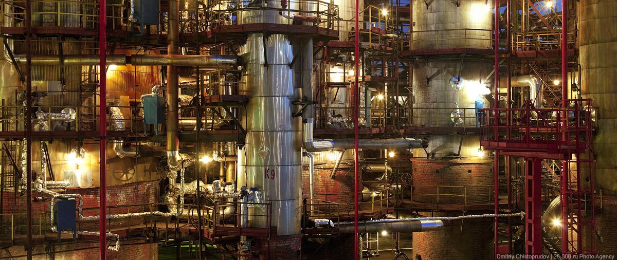 Химические предприятия