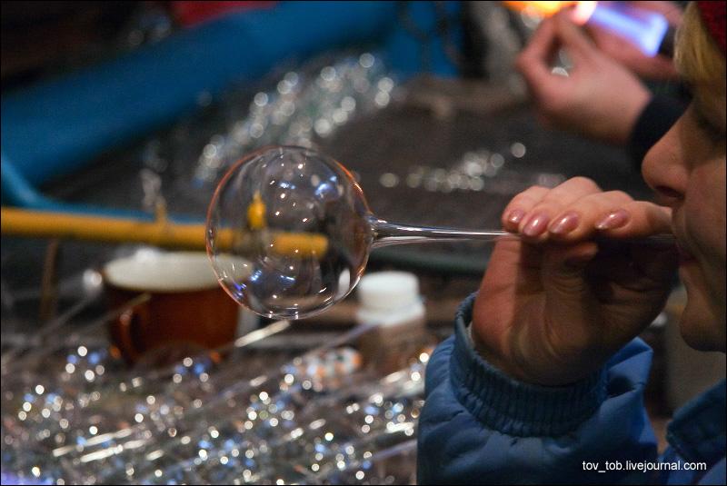 Изготовление елочных игрушек
