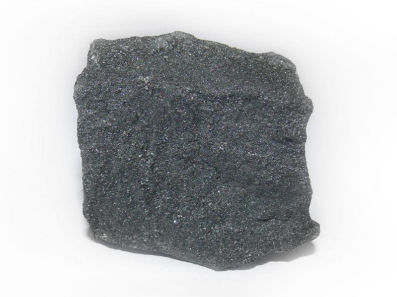 Железная руда - магнетит Fe3O4