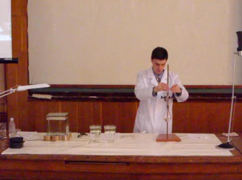 Олимпиада по химии: задачи-демонстрации
