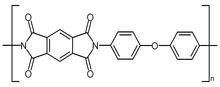 Поли(4,4-оксидифенилен)пиромеллитимид (Каптон)