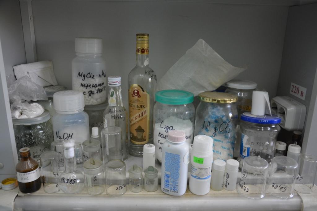 Тритий - лаборатория