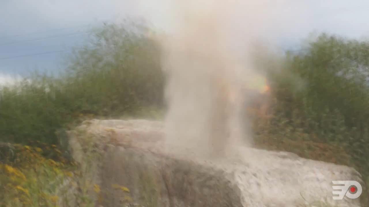ГМТД: переход горения в детонацию